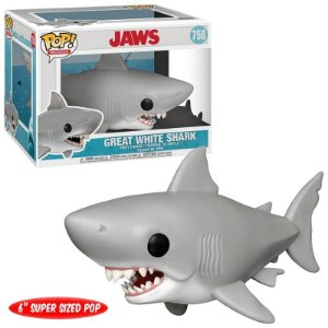 Funko Pop Jaws White Shark 758