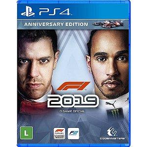 F1 2019 para PS4