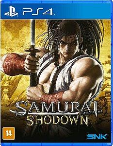 Samurai Shodown para PS4