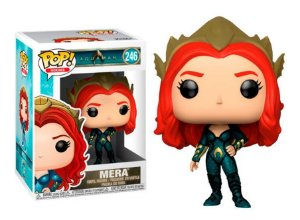 Funko Pop Aquaman Mera 246