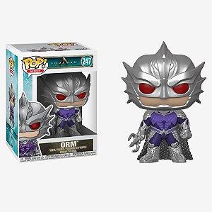 Funko Pop Aquaman Orm 247