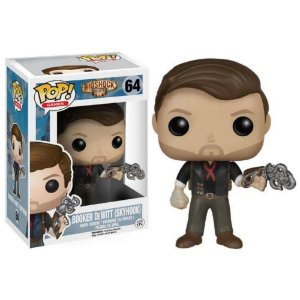 Funko Pop Bioshock Booker Dewitt (skyhook) 64