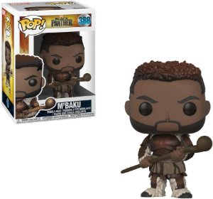 Funko Pop Marvel Black Panther M'baku 388