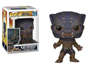 Funko Pop Black Panther Warrior Falls 274