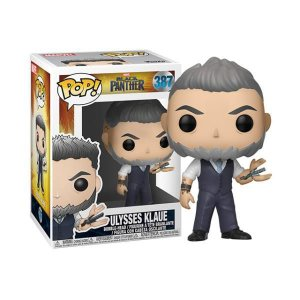 Funko Pop Marvel Black Panther Ulysses Klaue 387