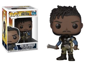Pop Funko Black Panther Erik Killmonger 278