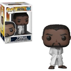 Funko Pop Black Panther T'challa 352