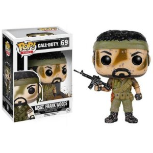 Funko Pop Call Of Duty Frank Woods 69