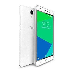 Celular Nuu N5l 1gb-8gb Dual Sim Branco