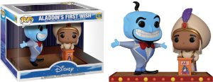 Funko Pop Disney Movie Moments Aladdin E Gênio 409