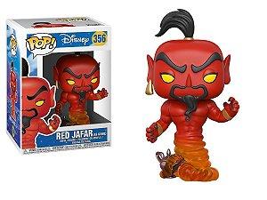 Funko Pop Aladdin Red Jafar 356