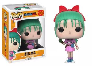 Funko Pop Dragon Ball Bulma 108