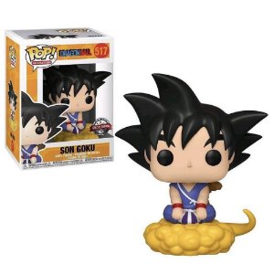 Funko Pop Dragon Ball Son Goku *ex* *atc* 517