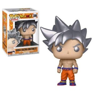 Funko Pop Dragon Ball Goku Ultra Instinct 386