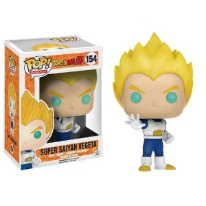 Funko Pop Dragon Ball Super Saiyan Vegeta *ex* 154