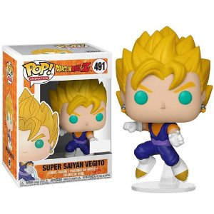 Funko Pop Dragon Ball Super Saiyan Vegito 491
