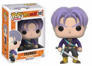 Funko Pop Dragon Ball Trunks 107