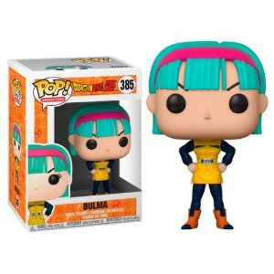 Funko Pop Dragon Ball Bulma 385