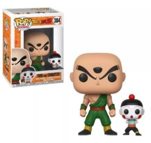 Funko Pop Dragon Ball Tien E Chiaotzu 384