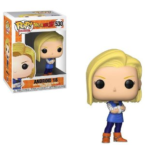 Funko Pop Dragon Ball Android 18 530