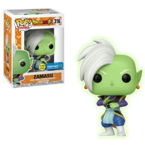 Funko Pop Dragon Ball Zamasu Dark Glow *ex* 316