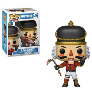 Funko Pop Fortnite Crackshot *ex* *atc* 429