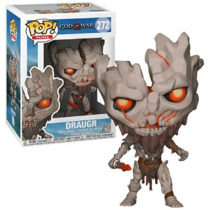 Funko Pop God Of War Draugr 272