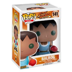 Funko Pop Street Fighter Balrog 141