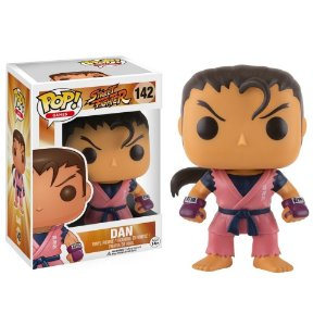 Funko Pop Street Fighter Dan 142