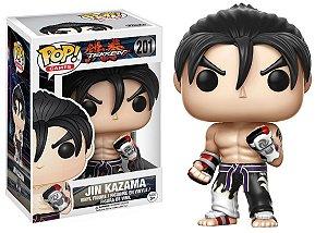 Funko Pop Tekken Jin Kazama *bw* 201