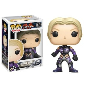 Funko Pop Tekken Nina Williams 174