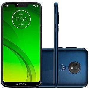 Celular Moto G7 Power 64gb Azul Marinho Motorola