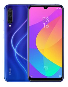 Celular Xiaomi MI A3 4GB/128GB Azul