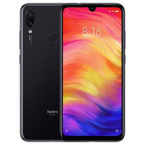 Celular Xiaomi redmi Note 7 4GB-32GB Preto Global