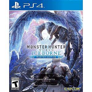 Monster Hunter World Iceborne para PS4