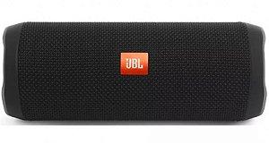 JBL Flip 4 Bluetooth - Á Prova D'água - Original