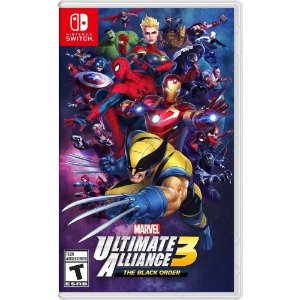 Marvel ultimate alliance 3 para Nintendo Switch