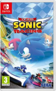 Team Sonic Racing para Nintendo Switch