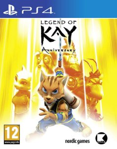 The legend of kay para Ps4