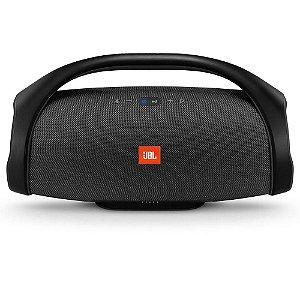 Caixa de Som JBL Boombox, Bluetooth, Preta ORIGINAL