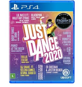 Just Dance 2020 para PS4