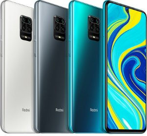 Redmi Note 9S 6GB /  128GB / Grey / Aurora Blue