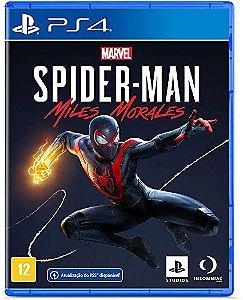 Spider Man Miles Morales para ps4