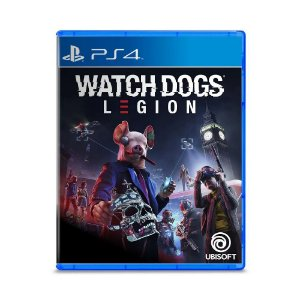 Watch Dogs Legion para Ps4