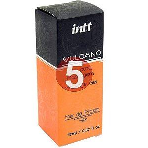KIT05 - Vulcano excitante unissex - 15 ml INTT