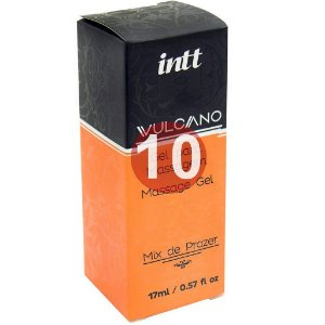 KIT10 - Vulcano excitante unissex - 15 ml INTT
