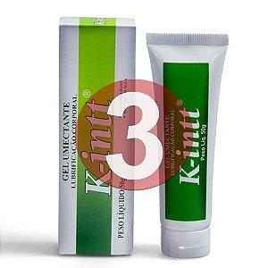 KIT03 - K-INTT: Lubrificante a base d'água facilitador de penetração vaginal e anal