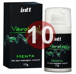 KIT10 - Vibration menta - vibrador líquido