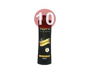 KIT10 - Nuru platinum premium max 1000ml
