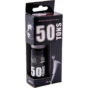 50 TONS JATO - EXCITANTE UNISSEX - 15ML
